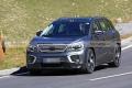 El nuevo Volkswagen ID.6, un SUV eléctrico de 7 plazas, al detalle en estas fotos espía