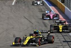 Abiteboul ya lo anticipó: Renault vuelve a perder puntos por el camino