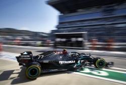 Bottas mantiene el control en Sochi, con Sainz entre los mejores