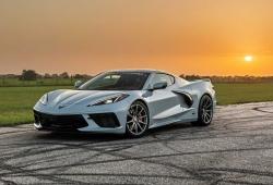 Hennessey presenta nuevos accesorios ultraligeros para el Corvette C8