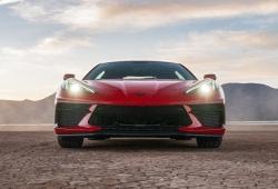 Desvelado el Chevrolet Corvette de volante a la derecha de GM Specialty Vehicles