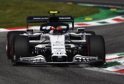 Memorable victoria de Pierre Gasly sobre Carlos Sainz en Monza