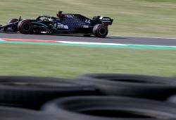 Hamilton cumple el guión previsto y suma su 95ª pole