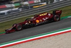 Leclerc, 5º, salva a Ferrari de la quema en casa: «Por encima de nuestras expectativas»