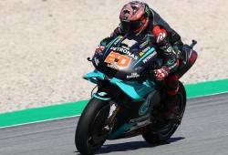 Quartararo conquista el GP de Catalunya de MotoGP por delante de Mir y Rins