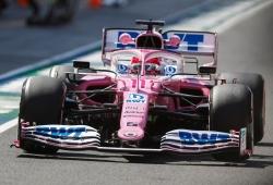 Sanción en parrilla a Pérez por colisionar con Räikkönen en los Libres 2