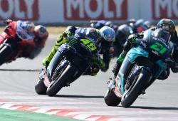 Valentino Rossi y Franco Morbidelli correrán para SRT Yamaha en 2021