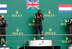 A Verstappen no le encaja el discurso de Mercedes: «En el fondo quieren aplastarnos»