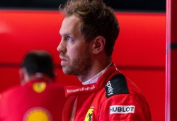 Vettel, tajante: «Ferrari está así porque probablemente merece estarlo»