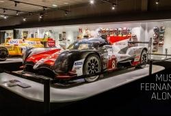 Una visita virtual muy especial al Museo Fernando Alonso: ¡con un dron!