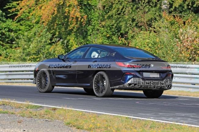 Los prototipos del nuevo Alpina B8 xDrive Gran Coupé 2021 ...