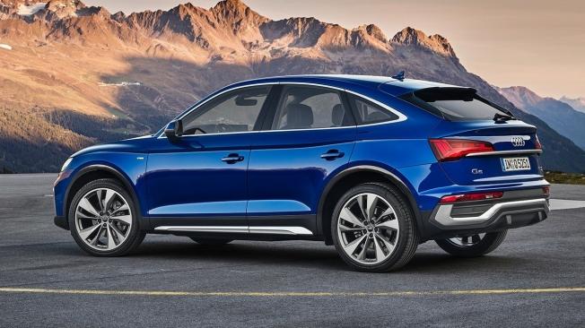 Audi Q5 Sportback - posterior