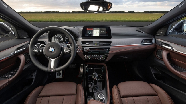 BMW X2 M Mesh Edition - interior