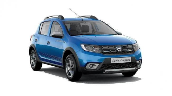 Dacia Sandero Stepway Evasion