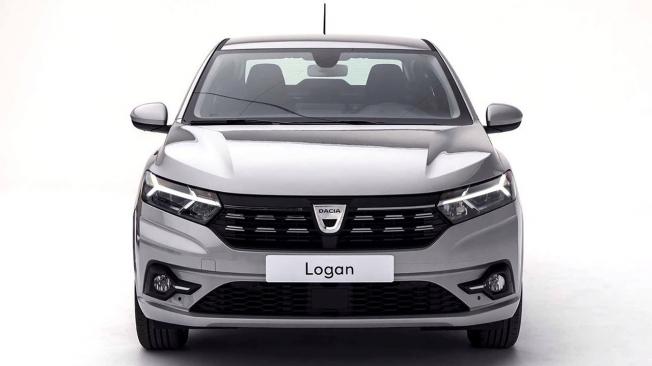 Dacia Logan 2021 - frontal