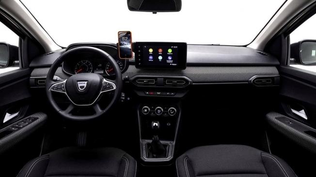 Dacia Logan 2021 - interior