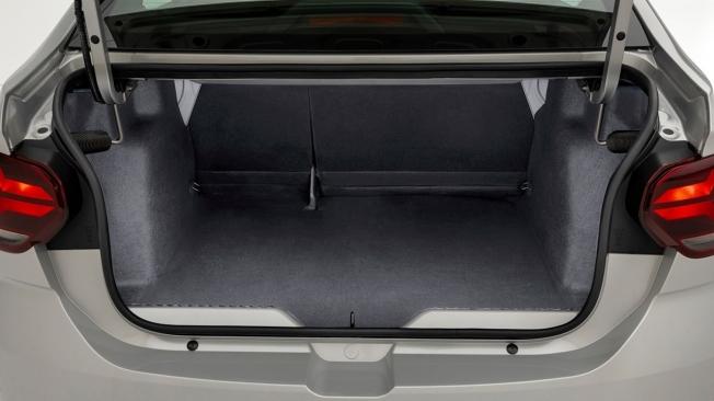 Dacia Logan 2021 - maletero