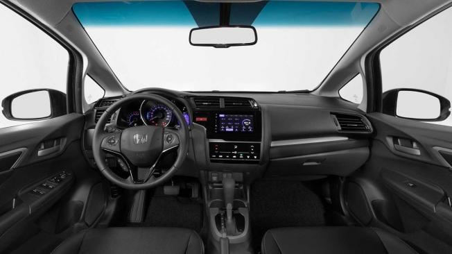 Honda WR-V 2021 - interior