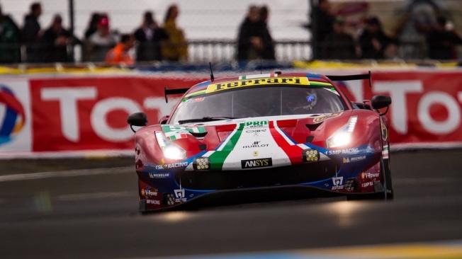 Horarios y dónde ver las 24 Horas de Le Mans 2020