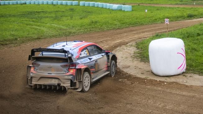 Hyundai busca su segunda victoria pos COVID en el Rally de Turquía