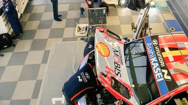 Hyundai Motorsport busca un buen resultado en el Rally de Estonia