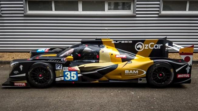 Lista de inscritos definitiva de las 24 Horas de Le Mans de 2020