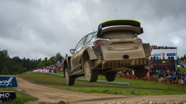 M-Sport buscará mejorar sus resultados y nivel en el Rally de Turquía
