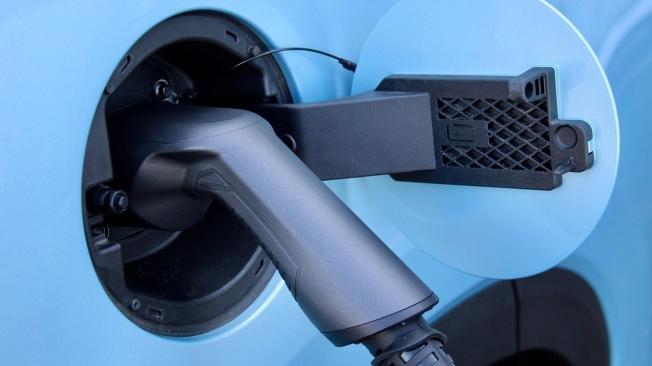 MG HS Plug-in - toma de carga