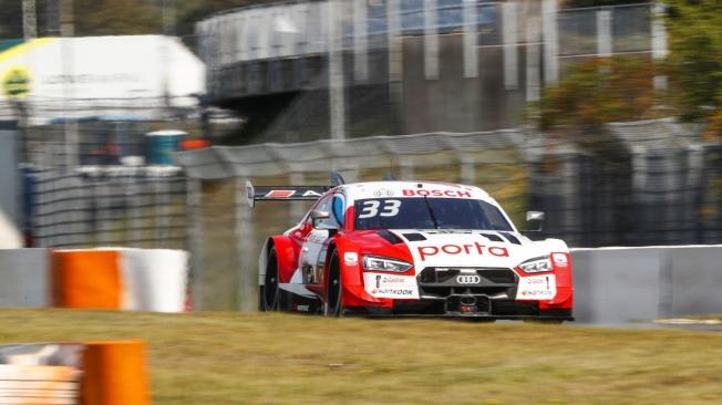 Nico Müller amplía su liderato del DTM con un cómodo triunfo en Nürburgring