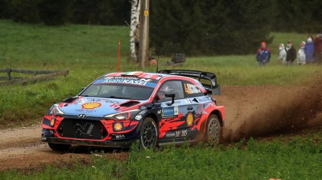Ott Tänak se impone en casa y logra el triunfo en el Rally de Estonia