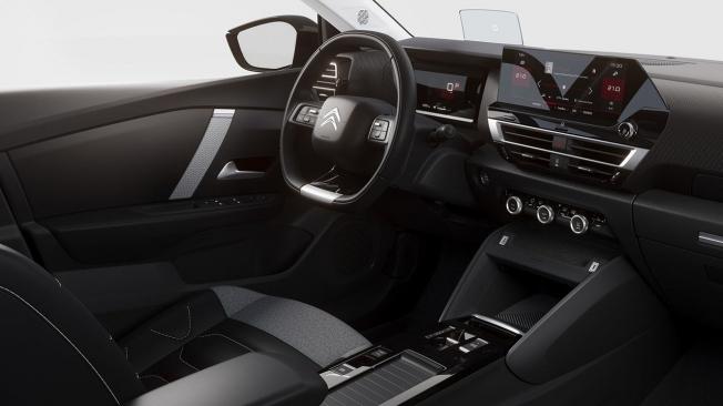 Citroën C4 2021 - interior
