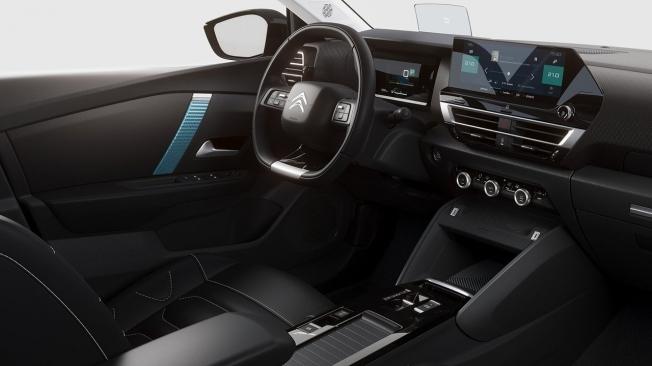 Citroën ë-C4 - interior