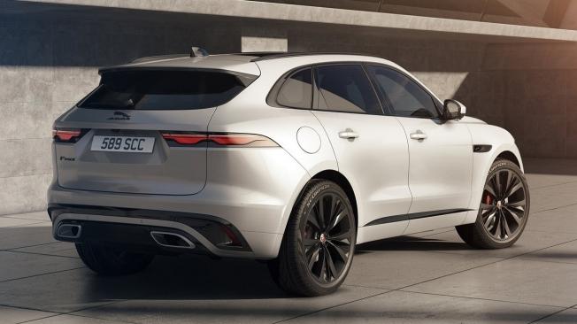 Jaguar F-Pace 2021 - posterior