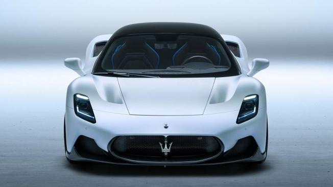 Maserati MC20 - frontal
