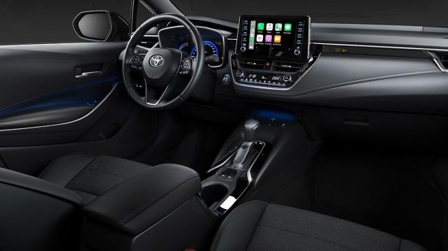 Toyota Corolla 2021 - interior