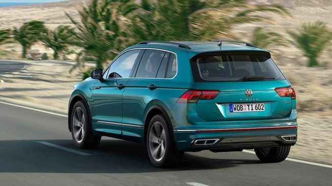 El nuevo Volkswagen Tiguan 2021 con el motor diésel más ...