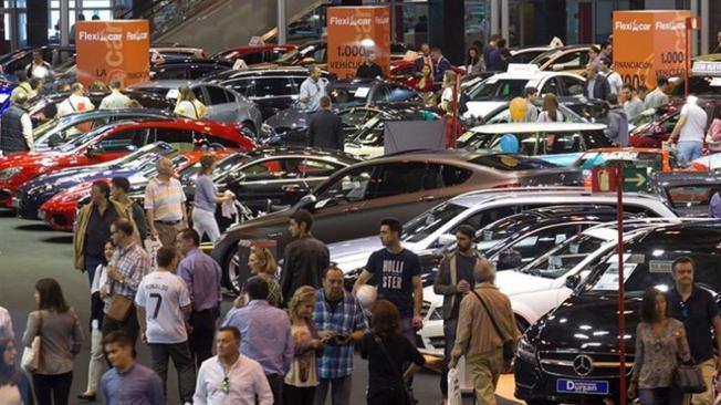 Ventas de coches de ocasión en España