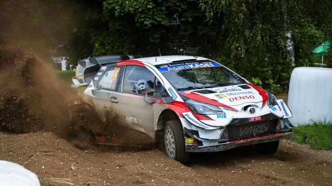 El Rally de Turquía es el nuevo desafío para Toyota Gazoo Racing