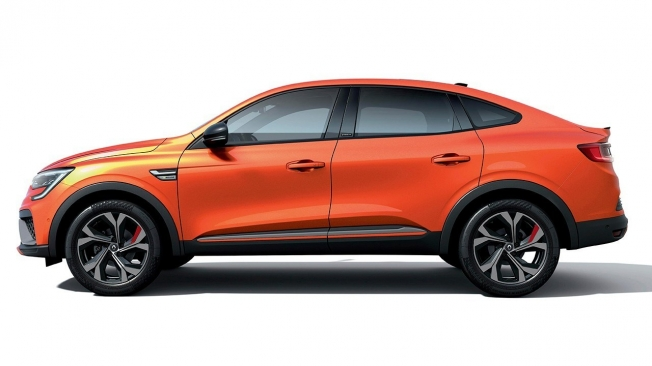 Renault Arkana - lateral