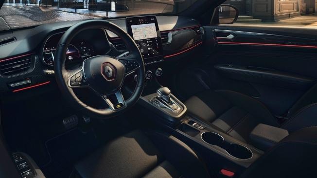 Renault Arkana - interior