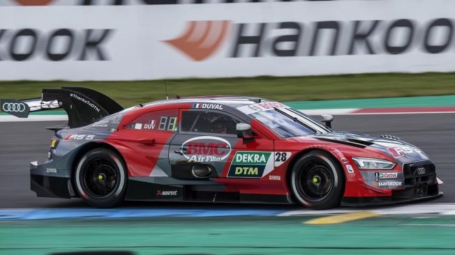 René Rast conquista una trabajada pole del DTM en el circuito de Assen