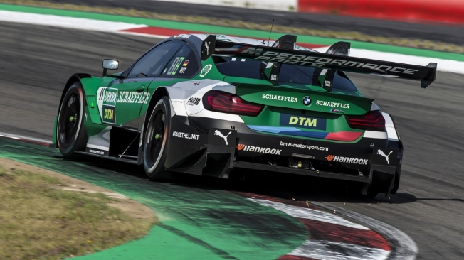 Robin Frijns comprime la lucha por el DTM con su triunfo en Nürburgring