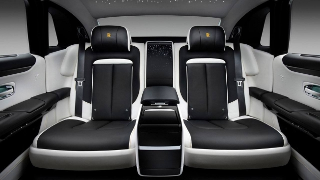 Rolls-Royce Ghost Extended - interior