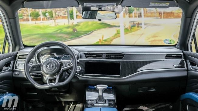 DFSK F5 - interior