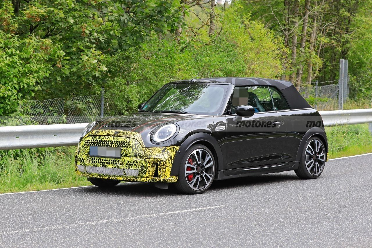 MINI Hatch Facelift