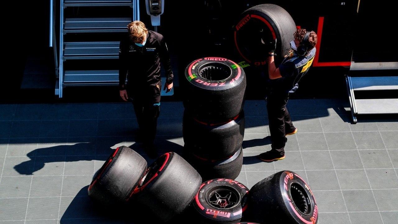 Estos son los neumáticos de la temporada 2020 de F1