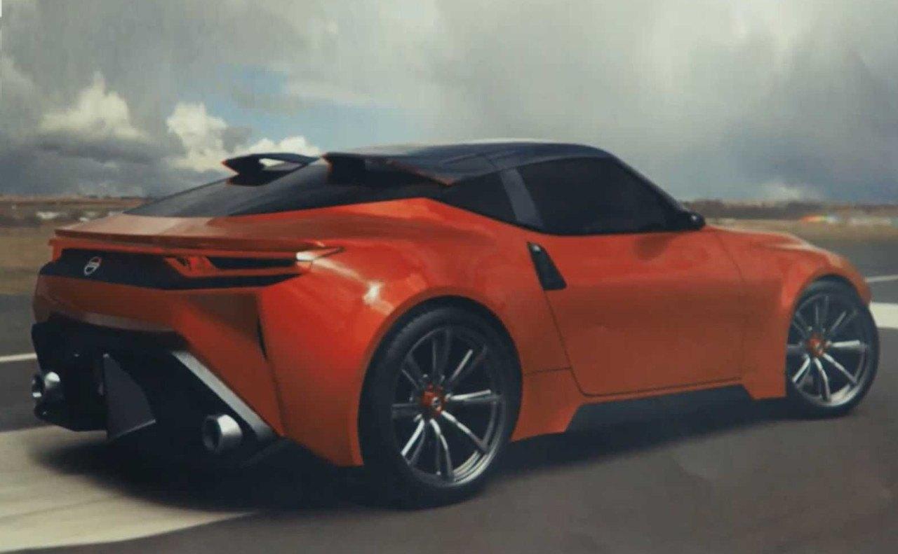 Este es el agresivo Nissan Z Proto que la marca no quiso fabricar