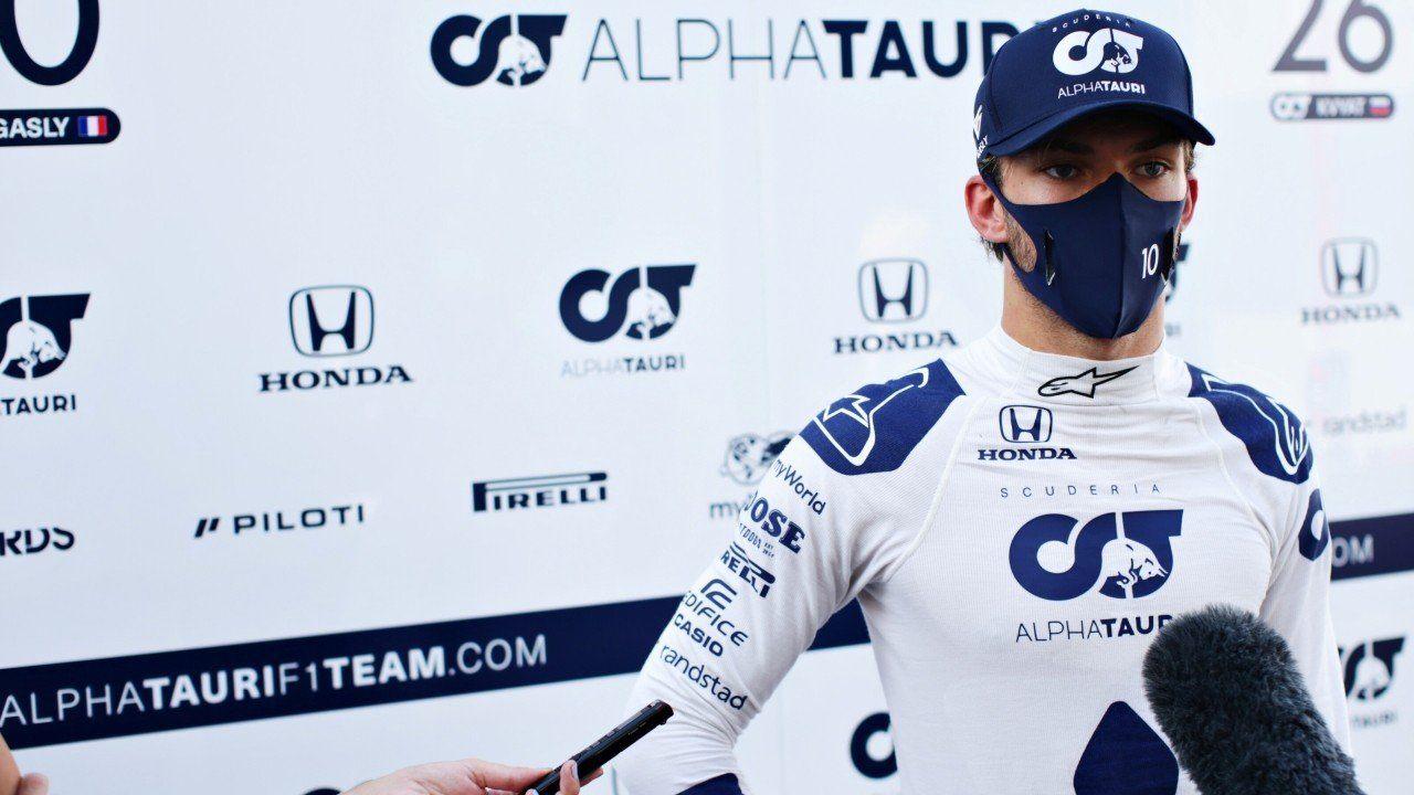 ¿Esperas a Gasly de vuelta en Red Bull? Horner valora sus opciones