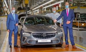 Comienza la producción de la renovada gama del Opel Insignia 2021