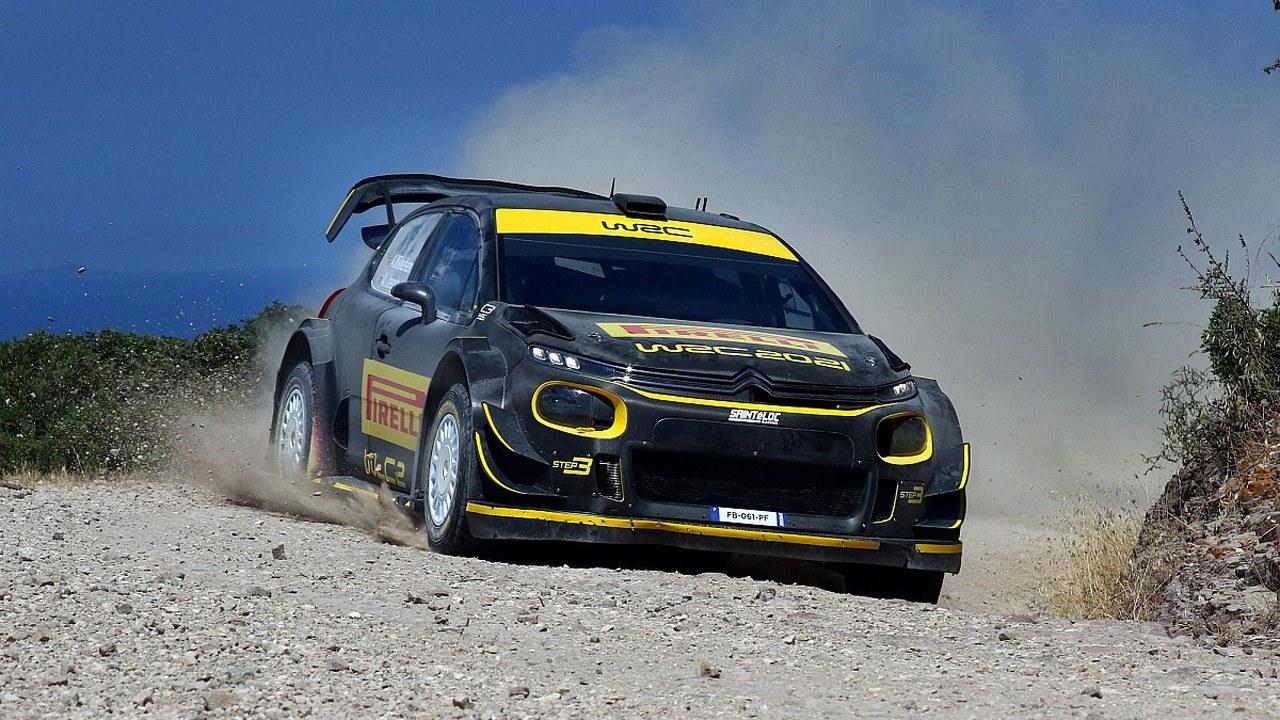 Petter Solberg también probará el Citroën C3 WRC de Pirelli en Cerdeña